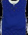 Tunic emil blue