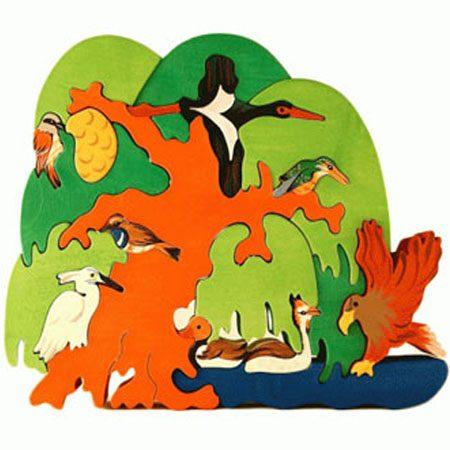 Fauna Puzzles