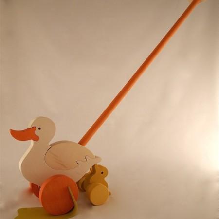 push-duck